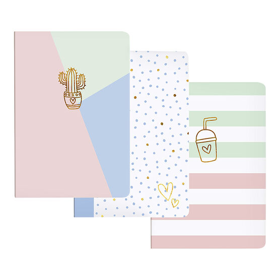 Emma Soft Cover Journal - Assorted