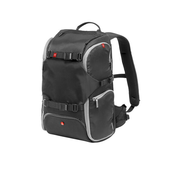 Manfrotto Adventure Travel Backpack - Black - MA-BP-TRV
