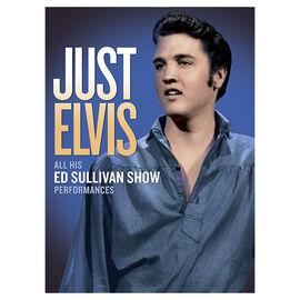 Elvis Presley - Just Elvis: All His Ed Sullivan Show Performances - DVD