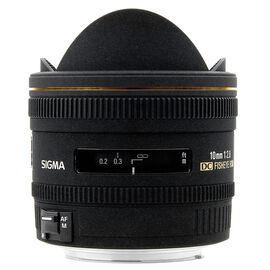 Sigma EX DC 10mm f2.8 Fisheye Lens for Nikon - EXDC10HN