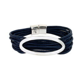 Kenneth Cole Multi Row Bracelet - Blue