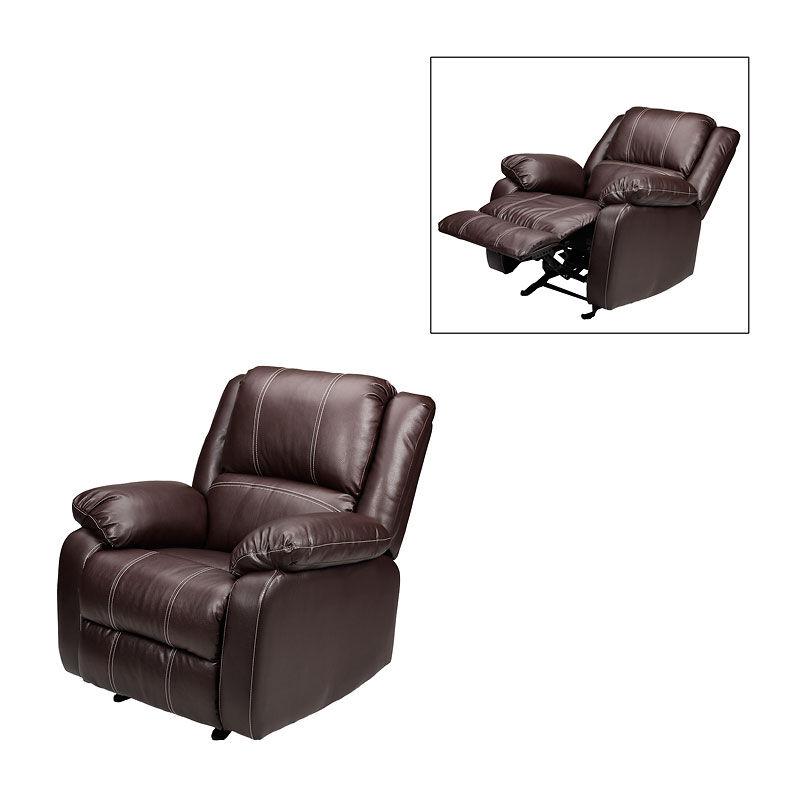 london drugs rocker recliner chair brown af10005