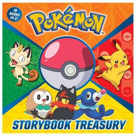 Pokemon Storybook Treasury