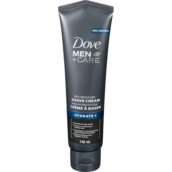 Dove Men +Care Hydrate+ Shave Cream - 148 ml