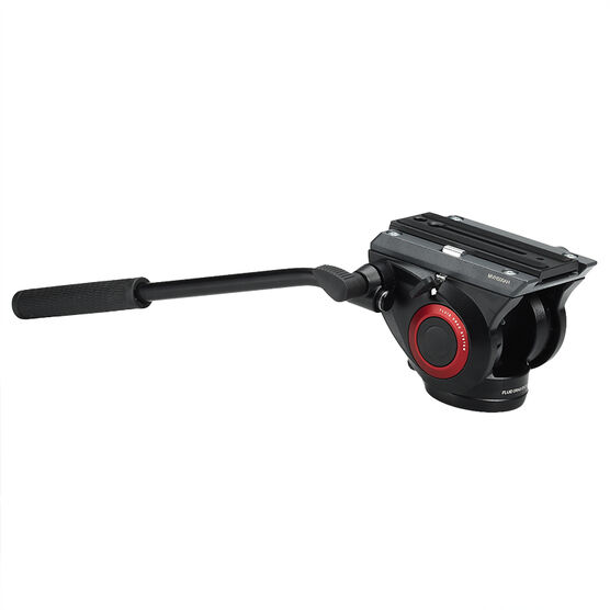 Manfrotto 500AH Video Head Flat Base - MVH500AH