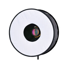 RoundFlash Ring Flash Adapter - Black - ROUNDFLASHRING