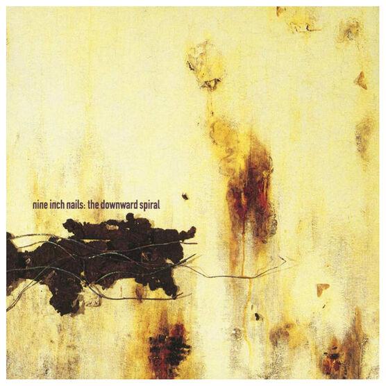 Nine Inch Nails - The Downward Spiral - 2 LP Vinyl