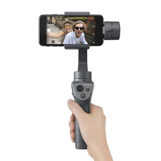 DJI Osmo Mobile 2 - Grey - CP.ZM.0000064.01