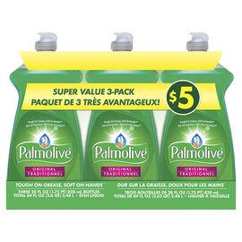 Palmolive Dish Soap Multi-Pack - Original - 3 x 828ml