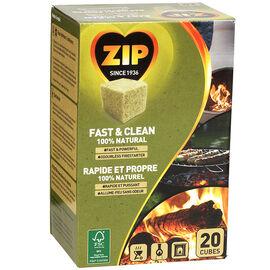 Zip Natural Firestarter