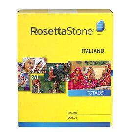 Rosetta Stone V4 Italian Level 1