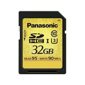 Panasonic 32GB SDHC Card - RPSDUD32GAK