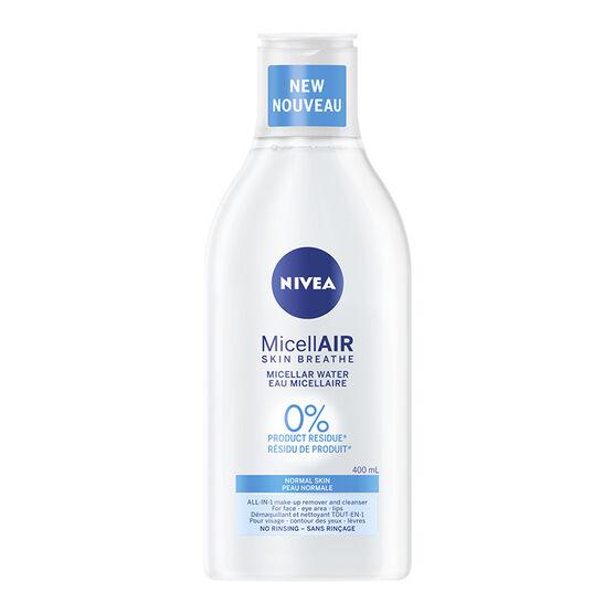 Nivea MicellAIR Micellar Water - Normal Skin - 400ml