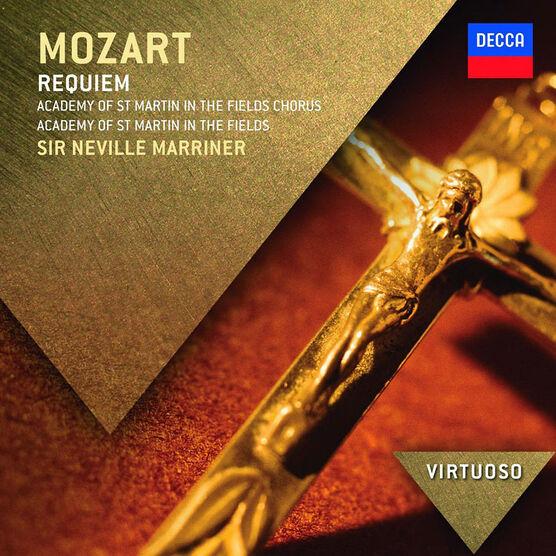 Sir Neville Marriner & Academy of St. Martin In The Fields Chorus - Mozart: Requiem - CD