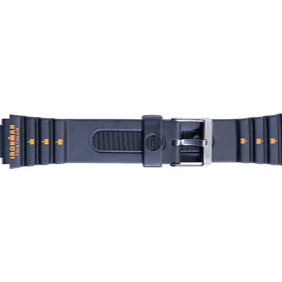 Timex Watch Sport Resin Strap - Black - TX1247