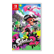 Nintendo Switch Splatoon 2