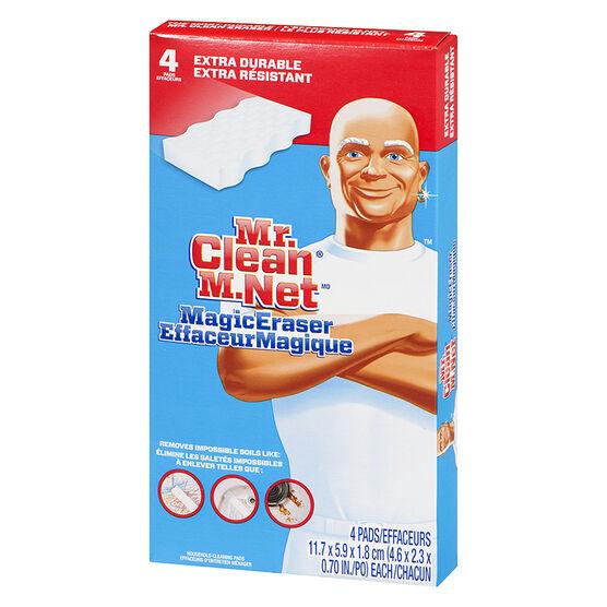 Mr. Clean Magic Eraser - Extra Durable - 4's