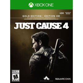 PRE ORDER: Xbox One Just Cause 4 - Gold Edition