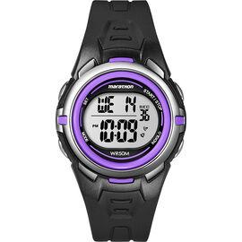 Timex Digital Marathon Watch - Purple - T5K36470