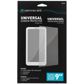 Certified Data Universal Screen Protector - SG-03