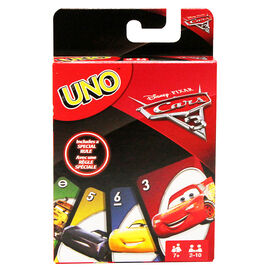 UNO Cars Card Game