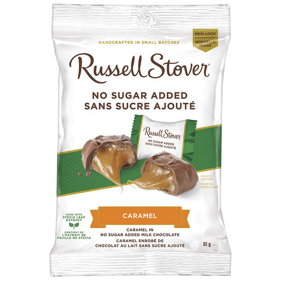 Russell Stover Butter Cream - No Sugar - 85g
