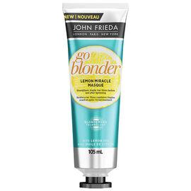 John Frieda Go Blonder Lemon Miracle Masque - 105ml