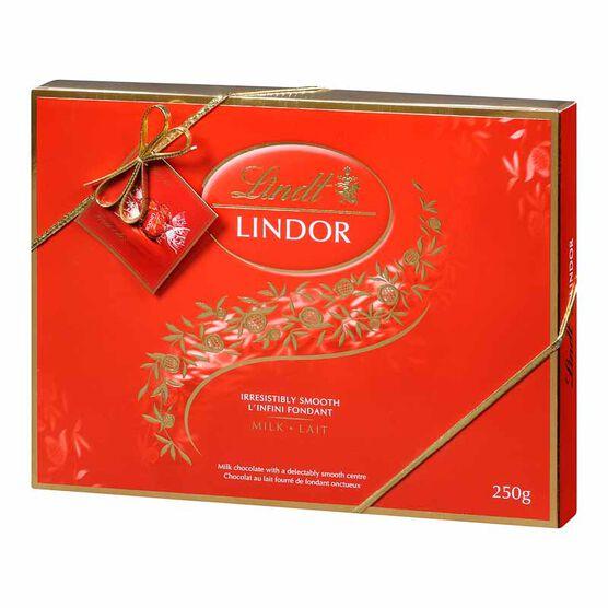 Lindt Lindor Prestige - Milk Chocolate - 250g