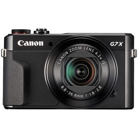 Canon PowerShot G7X Mark II - Black - 1066C001