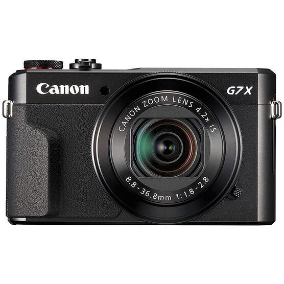 Canon PowerShot G7X Mark II - Black - 1066C001