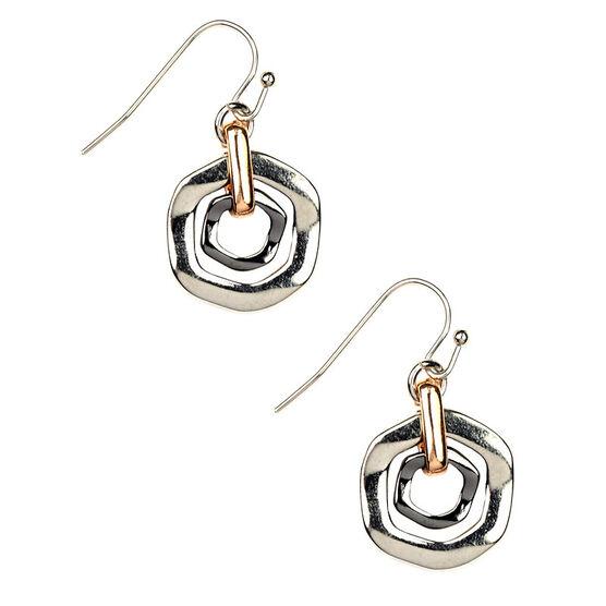 Nine West Orbital Drop Earrings