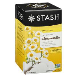 Stash Chamomile Herbal Tea - 20's