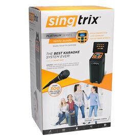 Singtrix Combo Karaoke Kit - Orange/Black - SGTXCOMBO1
