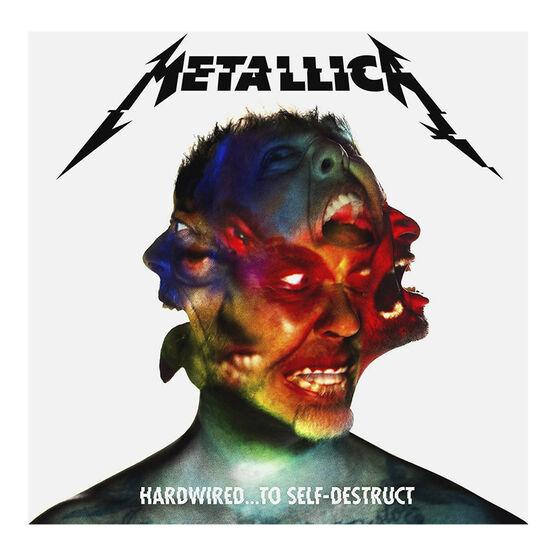 Metallica - Hardwired to Self-Destruct (Deluxe Edition) - Vinyl