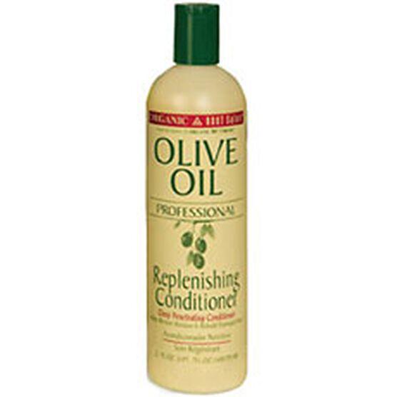 Organic Root Stimulator Olive Oil Professional Replenishing Conditioner - 370ml