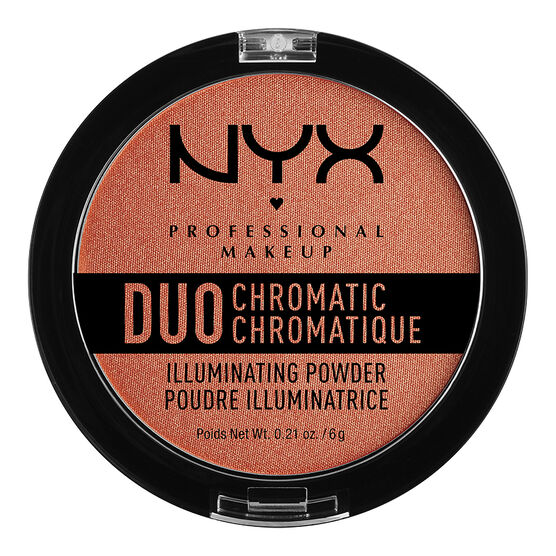 NYX Professional Makeup Duo Chromatic Powder - Synthetica