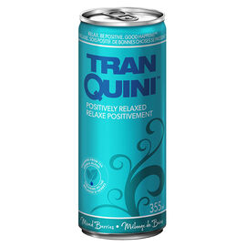 Tranquini - Mixed Berries - 355ml