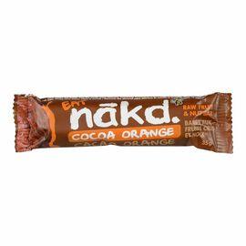 Nakd Raw Fruit & Nut Bar - Cocoa Orange - 35g