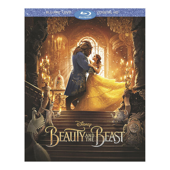 Beauty and the Beast (2017) - Blu-ray