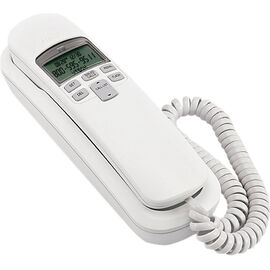 VTech Corded Phone with Caller ID - White - CD1113WT