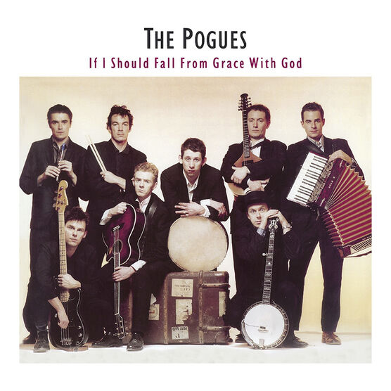 The Pogues - If I Should Fall From Grace With God - Vinyl