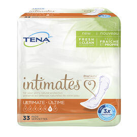 Tena Intimates Pads Ultimate - 33's
