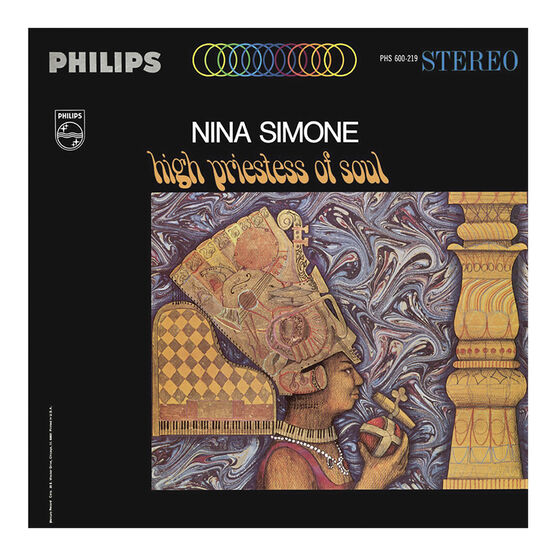 Nina Simone - High Priestess of Soul - Vinyl