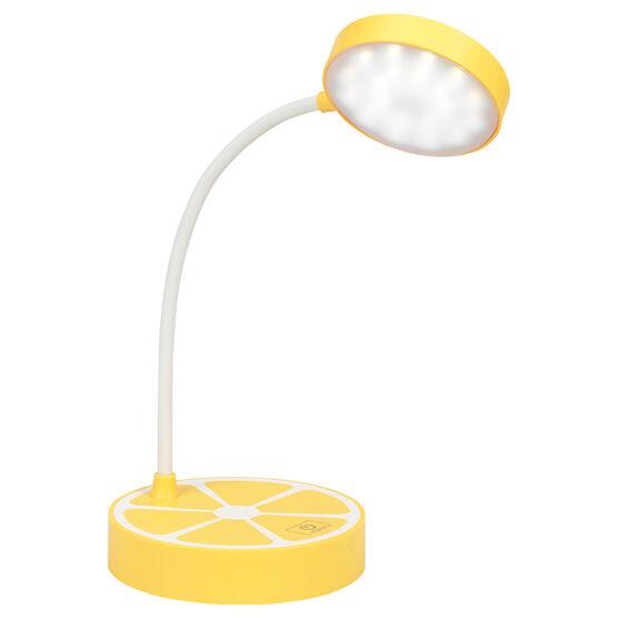 London Drugs  Fruit Desk Lamp - Orange - SH0119