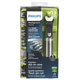 Philips Multigroom Series 7000 Premium Trimmer - Chrome - MG7770/28