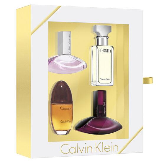 Calvin Klein Women's Omni Set - 4 piece
