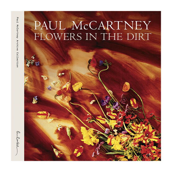 Paul McCartney - Flowers in the Dirt - Vinyl