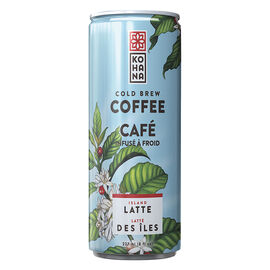 Kohana Coffee - Island Latte - 237ml
