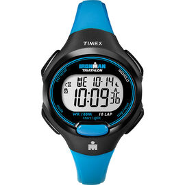 Timex Ironman Watch - Blue/Black - T5K526C2
