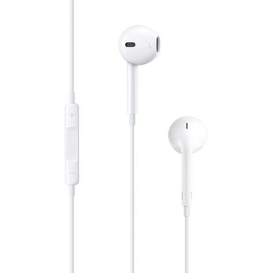 Apple EarPods with 3.5mm Headphone Plug - White - MNHF2AM/A